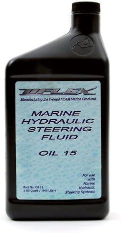 Uflex Hydraulic Steering Fluid Oil QT