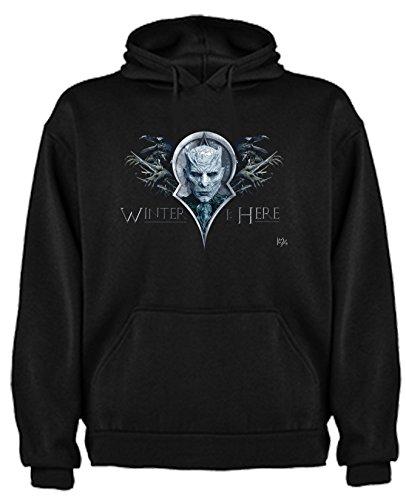 The Fan Tee Sudadera de Hombre Juego de Tronos Stark Tyrion Daenerys Lanister no Muertos Muro M