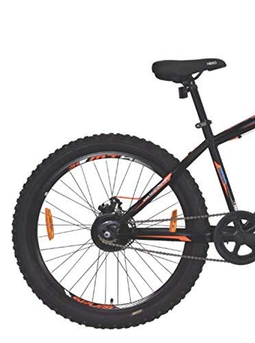 HERO CYCLE Monk 26×3.00 Fat Tyre Dual disc Break, Front Suspension,...