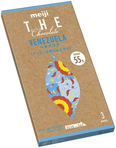 明治ザ・チョコレートベネズエラカカオ5550g×10個