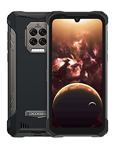 DOOGEE S86 [2021] Rugged Smartphone, 8500mAh, 6GB + 128GB, Loud Volume,...