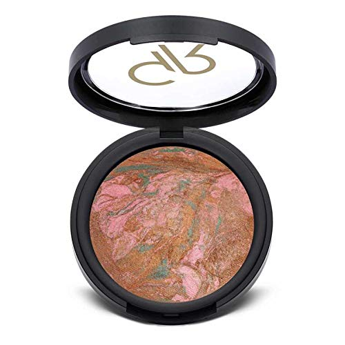 Golden Rose Bronzer terracotta stardust , Kleur 103