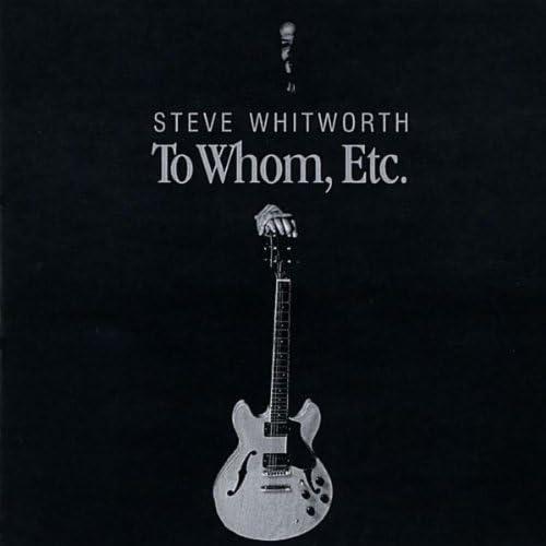 Steve Whitworth