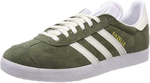adidas Gazelle, Scarpe da Fitness Uomo, Verde (Verde 000), 42 EU