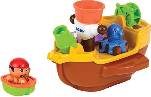 Tomy Aquafun Pirate Ship Bath 18 mnths +