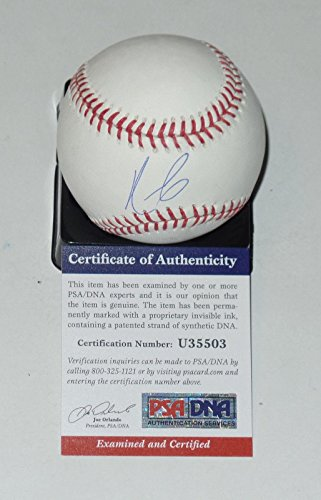 Nelson Cruz Auto Signed Baseball Psa/dna Coa Seattle Mariners Rangers Orioles - Autographed Baseballs