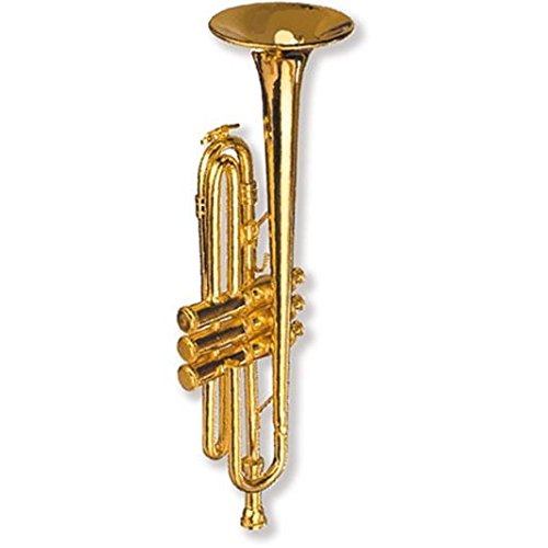 Trompete Miniatur Magnet