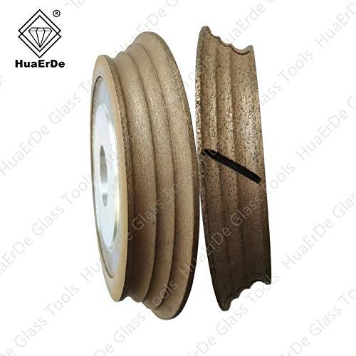 Affordable Xucus HuaErDe 3-OG Diamond Glass Grinding wheel Duckbill wheel Diamond Tool duck mouth ed...