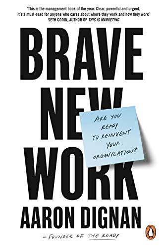 Brave New Work: Are You Ready to Reinvent Your Organization? (English Edition)