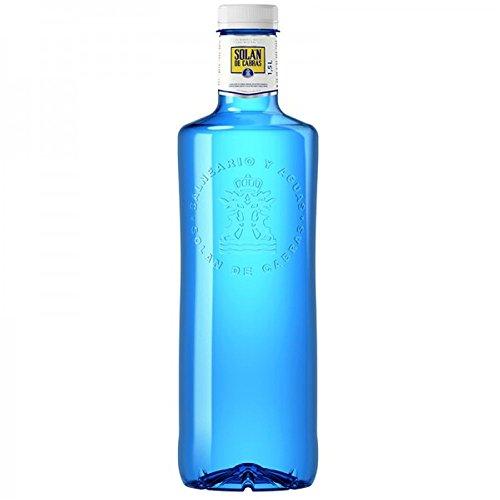 Solan de Cabras Agua Mineral Still 1.5L Plástico
