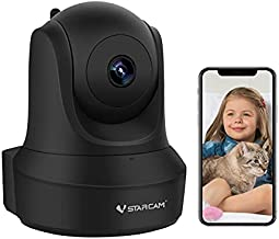 Home Security Camera VStarcam C29S 1080P WiFi IP Camera with Night Vision 2-Way Audio Baby Pet Monitor Camera Motion Detection with TF Card Slot & Cloud Storage