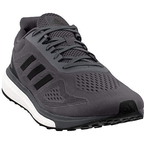 Adidas Response Boost LT - Zapatillas de correr para hombre, (Onix-negro), 40 EU