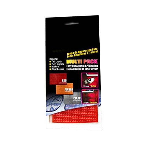 rongweiwang Réparation Objectif Auto Universal Kit Phares Voiture Feu arrière Kit Repair Tool Car Lights Kit de réparation de Fissures