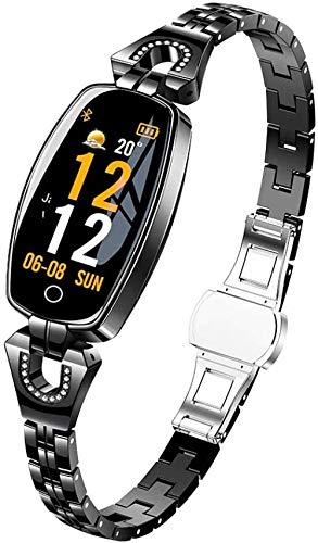 hwbq Smart Watch Fitness Armband Aktivitätstracker 0,96 Touchscreen Wasserdicht IP67...