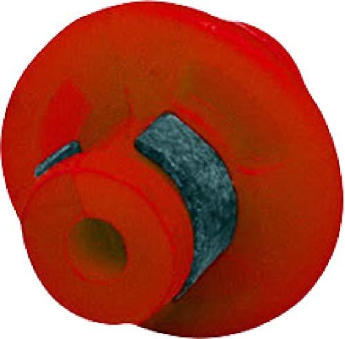 TRUGLO Archery Kisser Button Red, Single