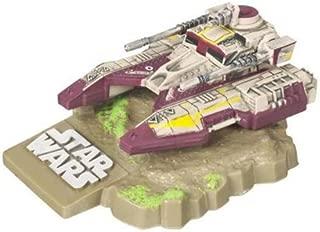 Star Wars 2010 Titanium DieCast Mini Vehicle Republic Fighter Tank