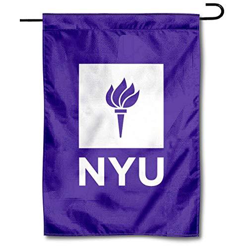 New York University Garden Flag and Yard Banner