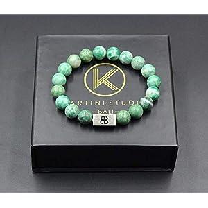 Qinghai Jade Bracelet, Unisex for Men and Women