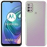 Motorola Moto G10 Dual-SIM Smartphone 64GB 6.5 Zoll (16.5 cm) Dual-SIM Android 11 Perleffekt Wei