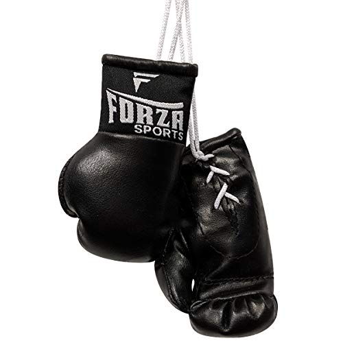 Forza Sports Mini Boxing Gloves - Black