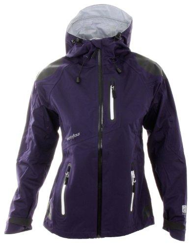 Twentyfour Almonte Lichte 3-laags outdoor jas voor dames