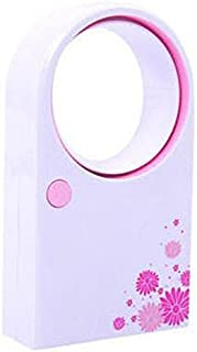 DaoRier Ventilador sin Hojas Mini Air Conditioner Color: Rosa One Piece For Sale