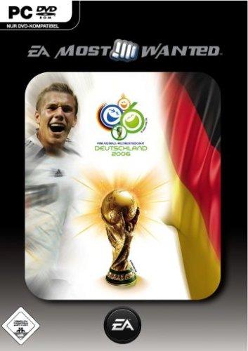 FIFA Fussball-Weltmeisterschaft 2006 (DVD-ROM) [EA Most Wanted] [Alemania]