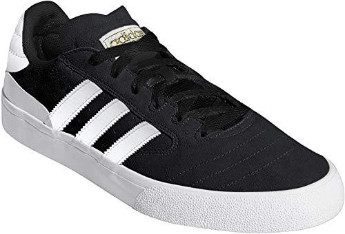 adidas Herren Busenitz Vulc Ii Sneaker, Core Black/FTWR White/Gum4, 44 2/3 EU