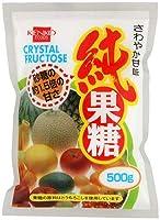 健康フーズの純果糖500g×2個          JAN: 4973044040164