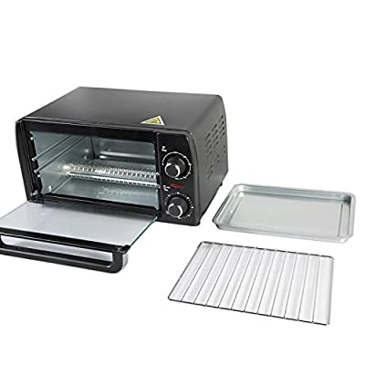 CalmDo Toaster Oven for Cookies, Pizza 9L