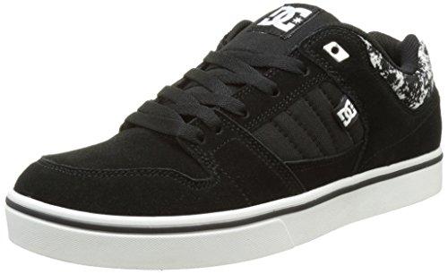 DC Shoes Course 2 Se - Botas Hombre, Negro (Black / Print), 44