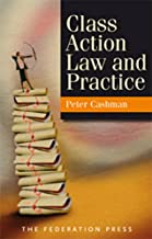 Class Action Law and Practice