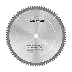 TWIN-TOWN Metal Cutting Blade Review