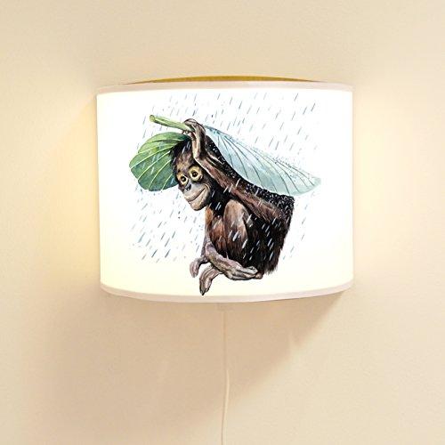 ilka parey wandtattoo-welt Wandtattoo-welt® Ls79 Lampe Murale pour Chambre d'enfant