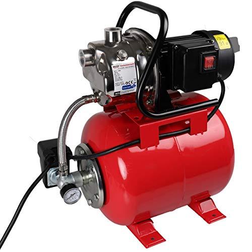 Walter Werkzeuge ZXJP1200inox-C Edelstahl Hauswasserwerk 1200