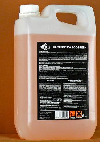 Bactericida Concentrado