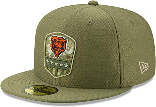 New Era – NFL Chicago Bears On Field 2019 Salute to Service...