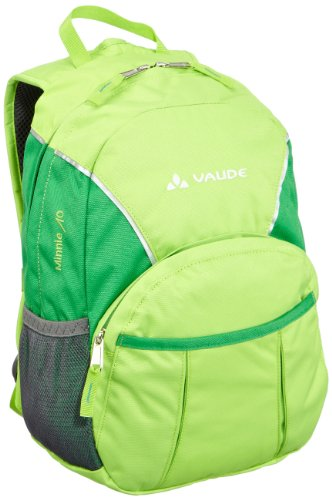 VAUDE Kinder Rucksack Minnie, 10 Liter, grass/applegrün, 11424