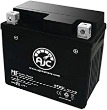Kymco Agility 125 Scooter and Moped Replacement Battery (-2016) - This is an AJC Brand Replacement
