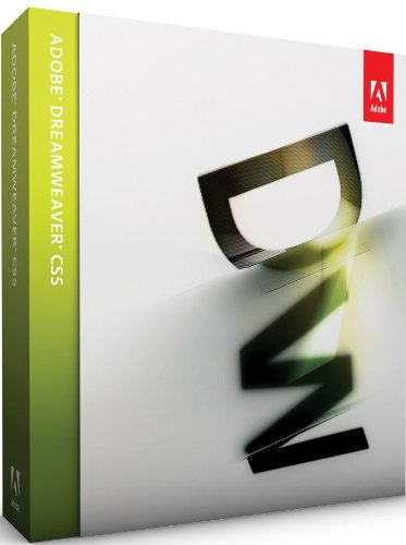 Adobe Dreamweaver Creative Suite 5 Upgrade* französisch MAC