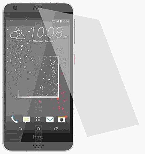 4ProTec I 2 Stück GEHÄRTETE ANTIREFLEX Bildschirmschutzfolie für HTC Desire 530 Displayschutzfolie Schutzhülle Bildschirmschutz Bildschirmfolie Folie
