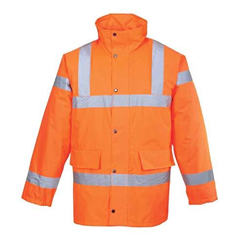 Hombres Ropa de trabajo Seguridad Laboral 100 Poliéster Impermeable...