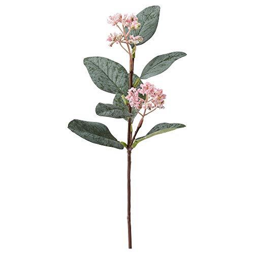 Ikea SMYCKA Kunstblume, Eukalyptus, rosa, 30 cm, Nicht Angegeben