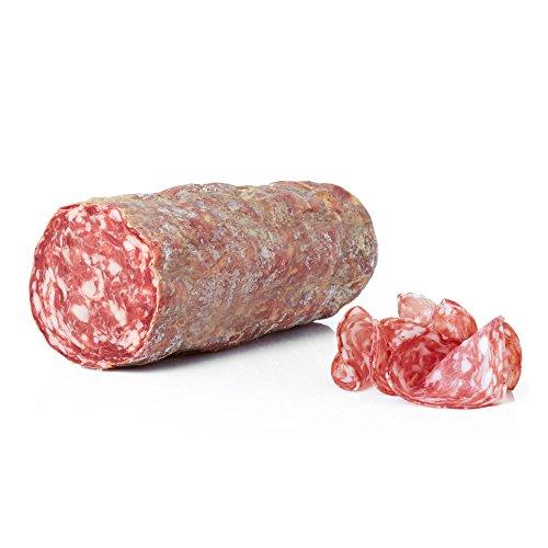 Salame Padano original italienische Salami 1,1kg ca. Salumi Pasini®   Italienische Wurst nach traditioneller Art   Italienische Delikatessen Lebensmittel