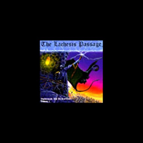 The Lachesis Passage audiobook cover art
