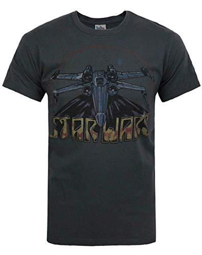 Junk Food Star Wars X-Wing Fighter 2 Men's T-Shirt