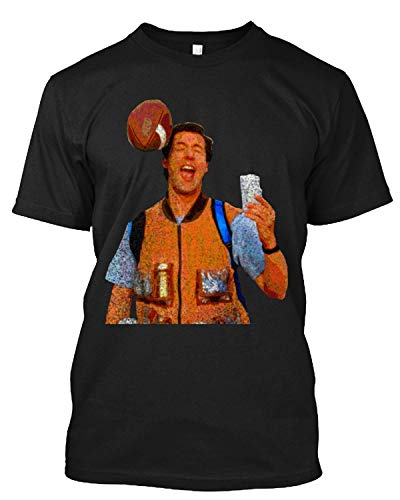Tee for Men, Women Waterboy Football to The Head Movie Comedy Adam Sandler T Shirt Gift
