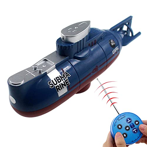 Tipmant RC Submarine Toy Remote Control...