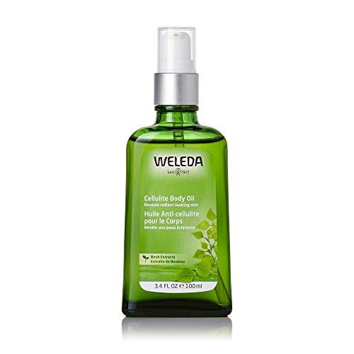 Weleda Cellulite Body Oil, 3.4 Oz