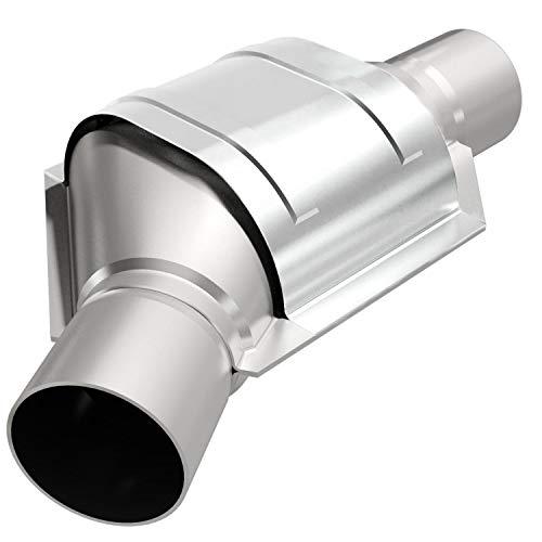 MagnaFlow HM Grade Federal/EPA Compliant Universal Catalytic Converter 99176HM